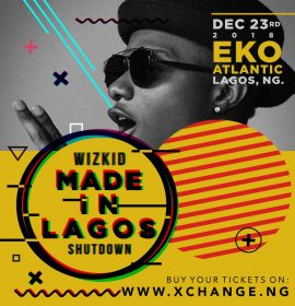 XChange announces Six Mega Shows in Nigeria this Year