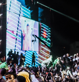 Watch Wizkid's 'Made In Lagos' Concert again – here!