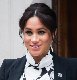 Meghan Markle gets a new role on International Women's Day