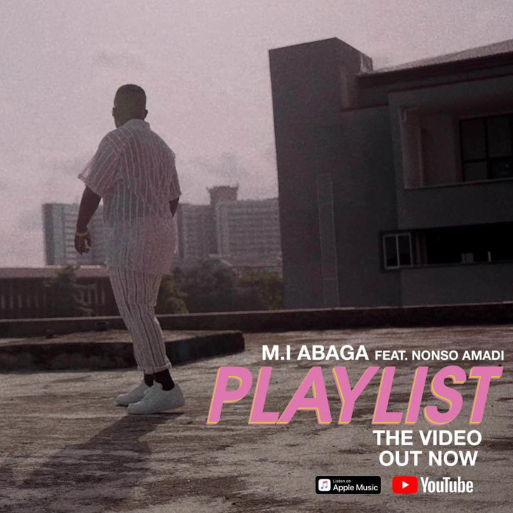 Stream A Collections of M.I. Abaga's Five Albums