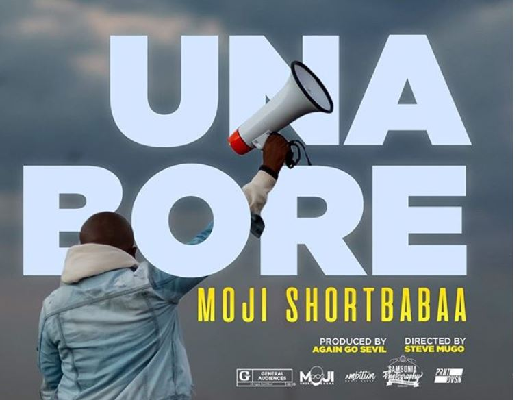Moji Shortbabaa Wants You to Dance in New Single 'Unabore'