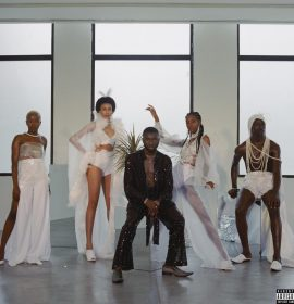Odunsi The Engine share first video off 'rare' – Watch 'falling' music video