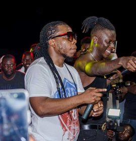 Following successful Edem Fest, Ghanaian rapper releases 'Toto'
