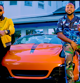 Phyno Releases Video for 'Ride for You' featuring Davido