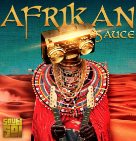Listen and download the Sauti Sol's Afrikan Sauce LP