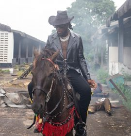 Burna Boy Makes a Bold Statement with 'Another Story' feat. M.anifest music video