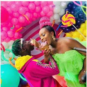 Watch Cuppy and Zlatan in 'Gelato' music video